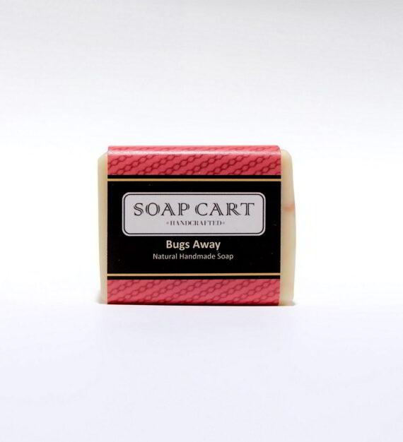 Bugs Away Handmade Soap V2