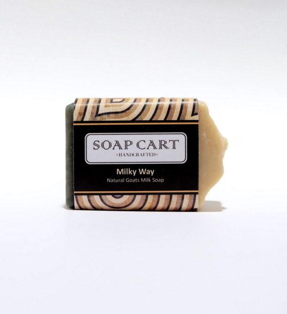 Milky Way Handmade Soap V2