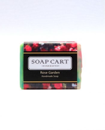 Rose Garden Version 2 Handmade soap
