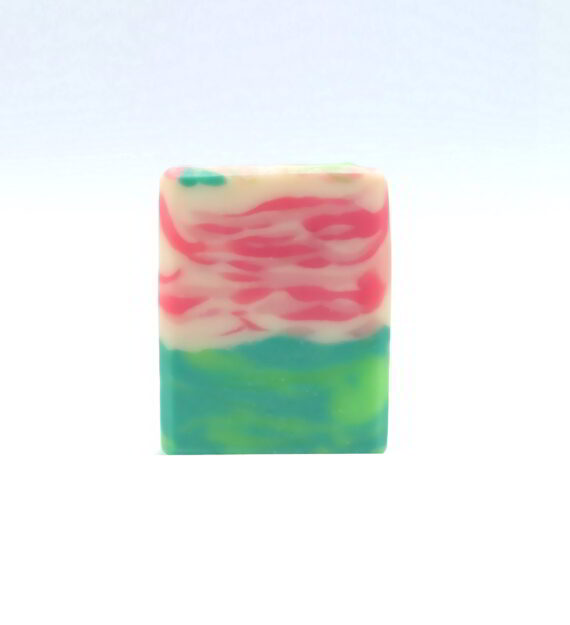 Rose Garden Version 2 Handmade soap 4