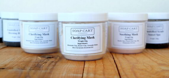 Soap Cart Clarifying Mask Cover2