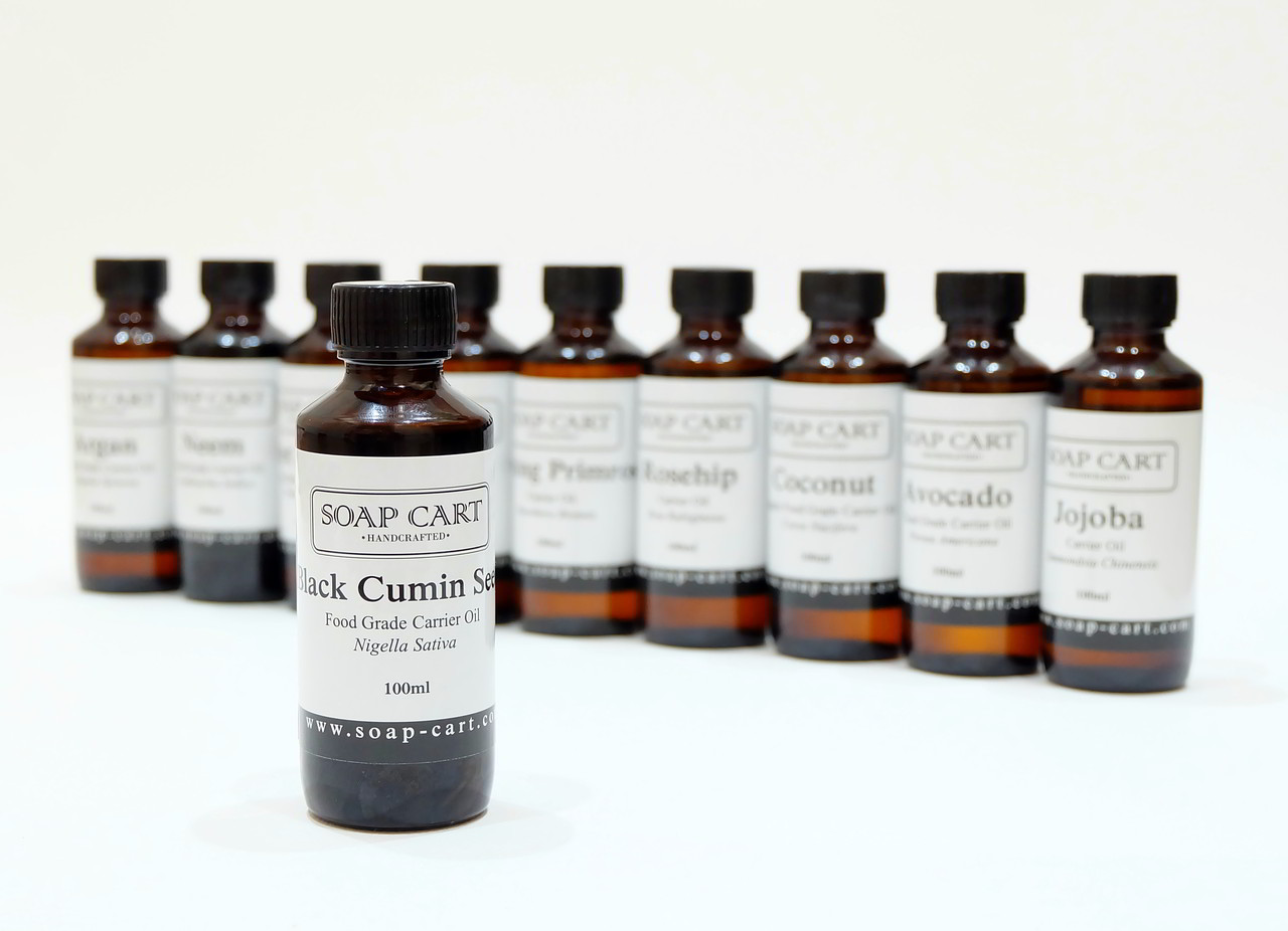Soap Cart Black Cumin Seed Oil